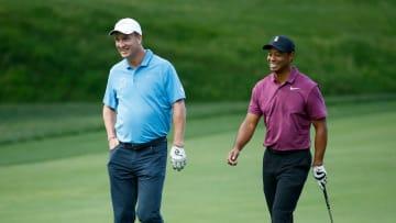 Tiger Woods, Peyton Manning