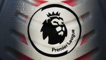 Ilustrasi logo Liga Inggris