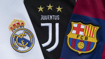 UEFA have stalled disciplinary proceedings against Real Madrid, Barcelona and Juventus