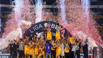 Tigres UANL vs Chivas - Final Torneo Guard1anes 2021 Liga MX Femenil
