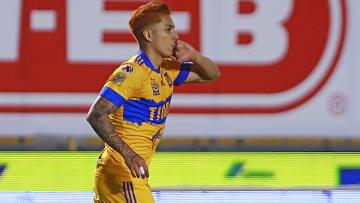 Tigres UANL v Necaxa - Torneo Guard1anes 2021 Liga MX