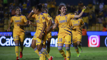 Tigres UANL v Toluca - Torneo Grita Mexico A21 Liga MX Femenil