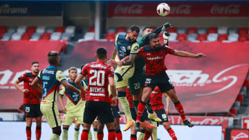 Toluca vs America, Tournament Guard1anes 2021 Liga MX