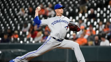 Clay Buchholz could be a perfect option for the Angels pitching rotation.