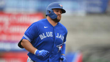 Toronto Blue Jays 1B Rowdy Tellez and one of his coaches are refusing to pay rent in Toronto.
