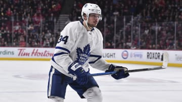 Canadiens vs Maple Leafs odds, spread, line, predictions and betting insights for Wednesday's Opening Day NHL game.