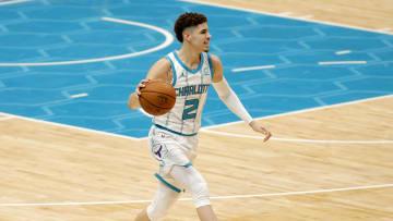 LaMelo Ball, Toronto Raptors v Charlotte Hornets