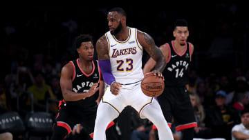 Kyle Lowry vs. LeBron James, 2019