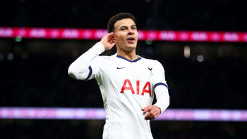 Dele Alli is reportedly wanted by PSG