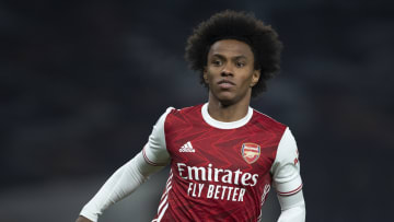 Willian is close to leaving Arsenal