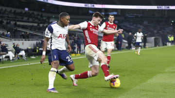 Arsenal travel to Tottenham on Sunday