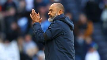 Nuno Espirito Santo est arrivé cet été sur le banc de Tottenham.