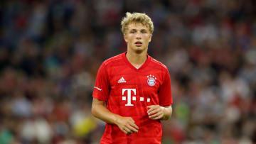 Für Jan-Fiete Arp reichte es bei den Bayern nie für den Durchbruch