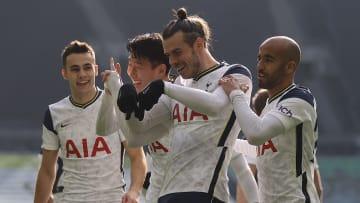 Spurs got back to winning ways against Burnley