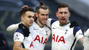Tottenham were electric against Burnley