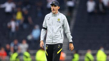 Thomas Tuchel was unimpressed with Chelsea against Man City