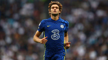 Marcos Alonso is in superb form