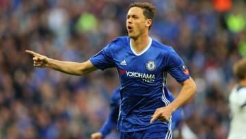 Nemanja Matic scored one of Wembley's finest goals