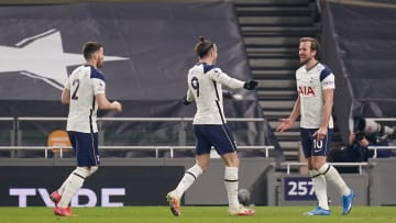 Gareth Bale and Harry Kane were unstoppable