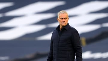 Jose Mourinho praised his players after the half-time bust-up
