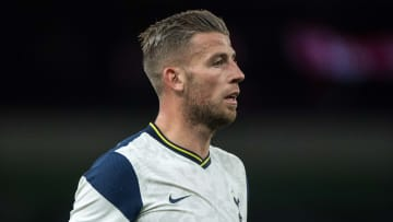 Alderweireld is leaving after six years at the club