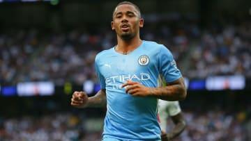 Camisa 9 do City comandou goleada contra o Norwich