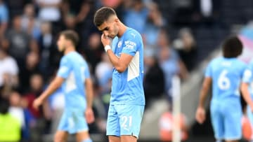 Manchester City are hoping to bounce back after defeat at Tottenham