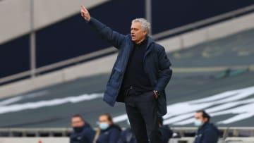 Jose Mourinho has been relieved of his duties at Tottenham