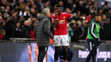 Pogba và Mourinho đã có rất nhiều hiềm khích trong quá khứ