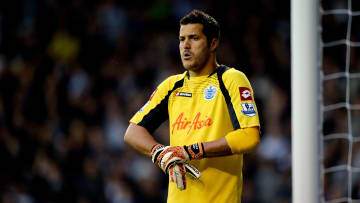 Julio Cesar spent two years as a QPR player