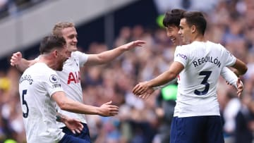 Tottenham need to bounce back after Saturday's defeat against Palace