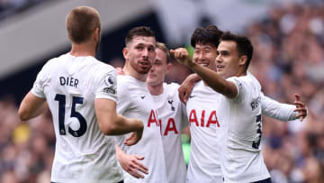 Tottenham are top of the Premier League three games in