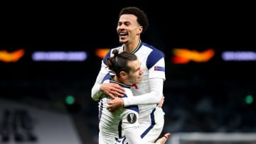 There appears to be a bromance brewing between Bale and Dele