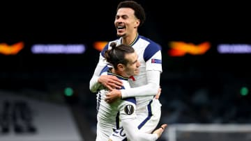 Dele Alli was back tok his best against Wolfsberger