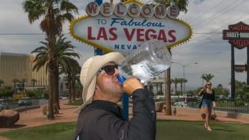 Beber agua es fundamental a la hora de hacer ejercicios