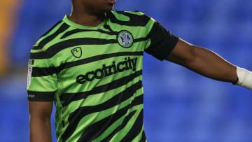 Forest Green's shirts against Colchester will be made from coffee waste and recycled plastic