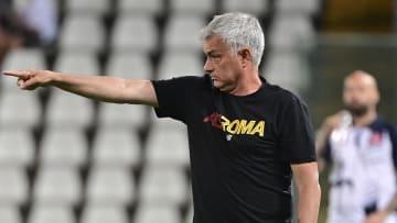 Mourinho está motivado na Roma e seu novo começo