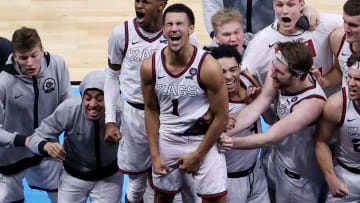Baylor vs Gonzaga spread, line, odds, predictions and over/under for NCAA Tournament National Championship game on FanDuel Sportsbook.