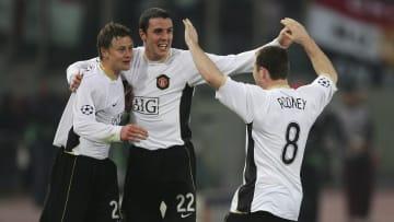 UEFA Champions League Quarter Final: AS Roma v Manchester United