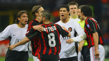 Man Utd & AC Milan have previously met at Europe's highest level