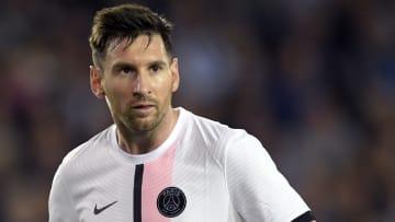 Face à Bruges, Lionel Messi a réalisé sa deuxième apparition sous le maillot parisien.
