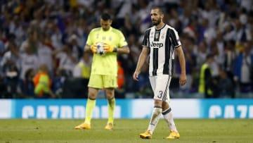 Juventus é a equipe que mais perdeu finais de Champions League
