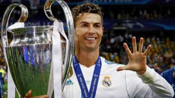 "UEFA Champions League""Real Madrid v Liverpool FC"""