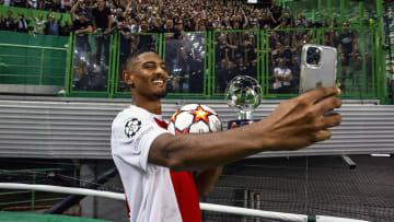 Sebastien Haller a brillé avec l'Ajax.
