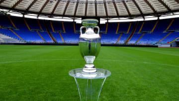 Il trofeo di EURO 2020
