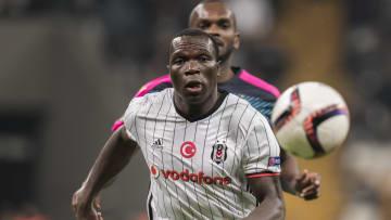Vincent Aboubakar topun peşinde.