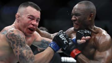 UFC 258 fantasy picks for FanDuel, including Kamaru Usman.