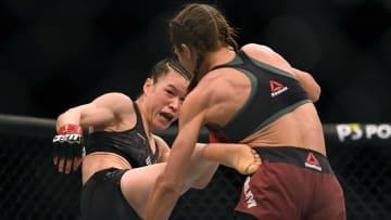 Zhang Weili vs Joanna Jedrzejczyk at UFC 248