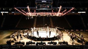 UFC 249 Ferguson v Gaethje