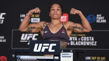 Elise Reed vs Sijara Eubanks UFC Vegas 32 bantamweight bout odds, prediction, fight info, stats, stream and betting insights.